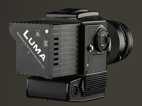 Luma on Hasselblad